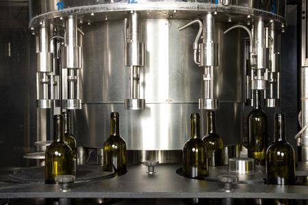 bottling: bottling Stock Photo