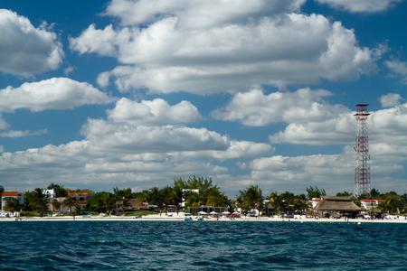 morelos: mexican riviera puerto morelos beach side