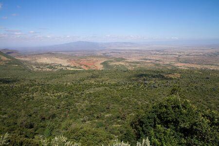 rift: rift valley from nairobi