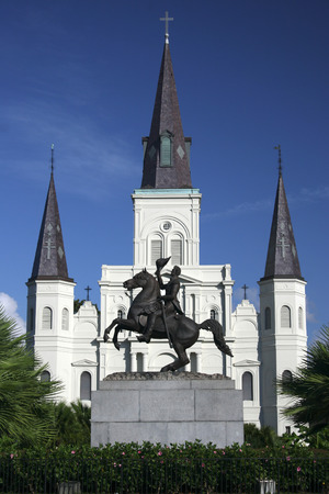 cathedral of new orleans
