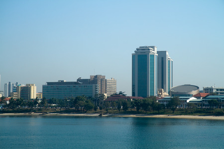 er: tanzania dar er salaam landscape
