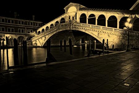 rialto: Rialto Bridge Stock Photo