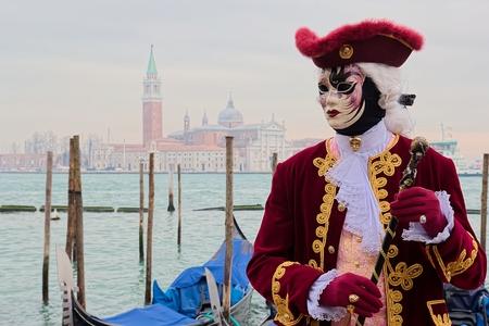venetian: Venetian mask