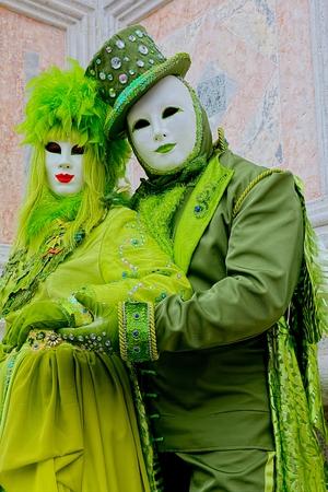 opulent: Venice Mask