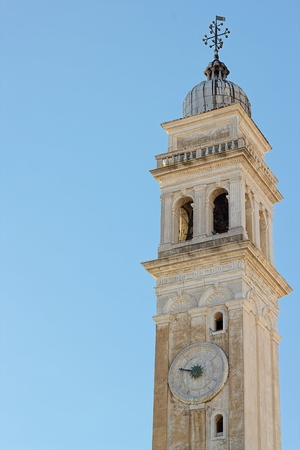 Clock Tower (Venice) Stock Photo