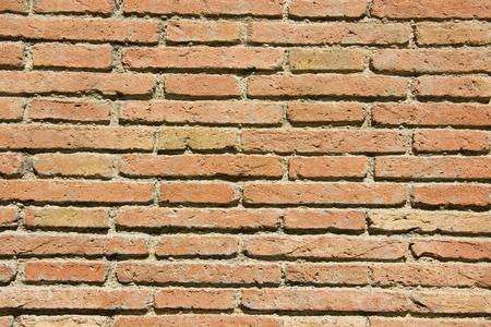 A bricks wall detail, as a texture o wallpaper Stock Photo - 17122842