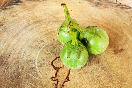 concoct: tree eggplant on chopping block