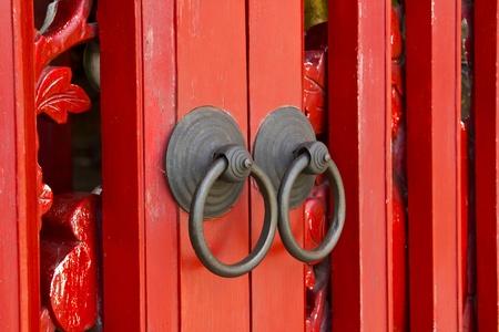 chinese door knocker photo