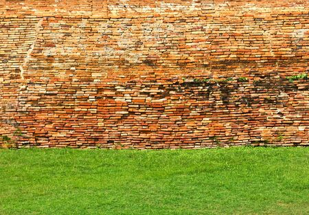 Close up texture of brick wall Stock Photo - 16952491