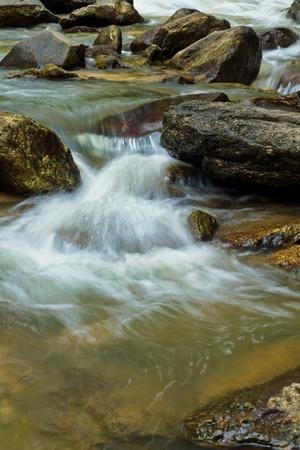 Mea Ya waterfall northern region thailand