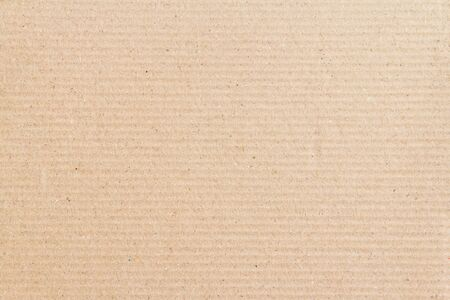 crimp: Brown Paper Box texture Stock Photo