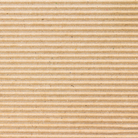 Brown paper box or Corrugated cardboard sheet texture