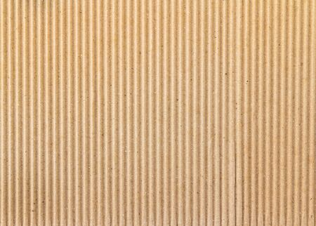 Brown paper box or Corrugated cardboard sheet texture Фото со стока - 147579881