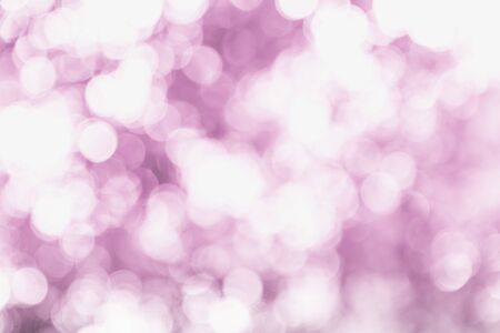 Abstract Pink bokeh, Love background