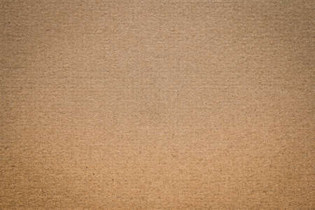 Brown paper box or Corrugated cardboard sheet texture can be use as background