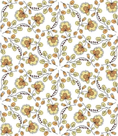 Flower seamless pattern Stock Vector - 19752705