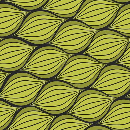 clots: Abstract hand drawn seamless pattern