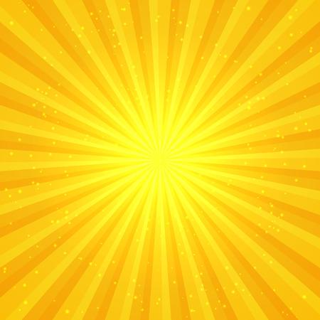 日当たりの良い抽象的な背景  イラスト・ベクター素材