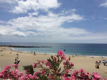las vistas: Playa las Vistas