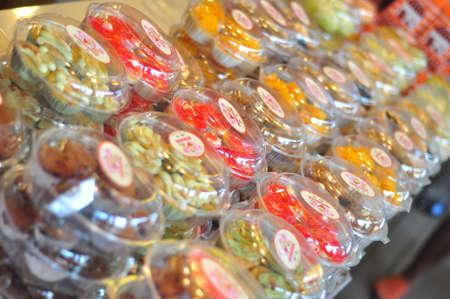 palatable: bakery in the Huahin market Thailand