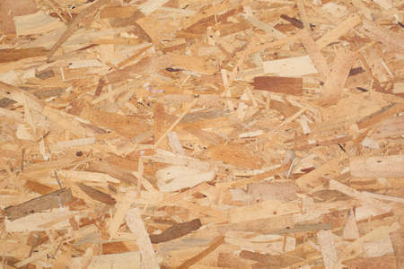 osb: Wood board made from piece of wood