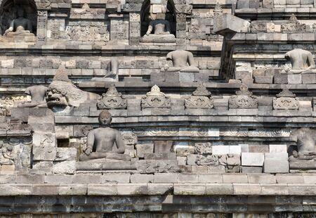 YOGYAKARTA: Borobudur Temple, Yogyakarta, Java, Indonesia.