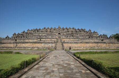 borobudur: Borobudur Temple at Yogyakarta, Java, Indonesia.