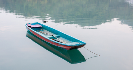 peddle: paddling boat at Sun Moon Lake
