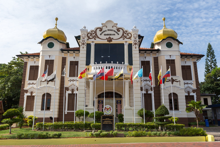 MALACCA MALAYSIA-JUNE 23:Proclamation Of Independence Memorial on June 23, 2016 at Malacca Malaysia