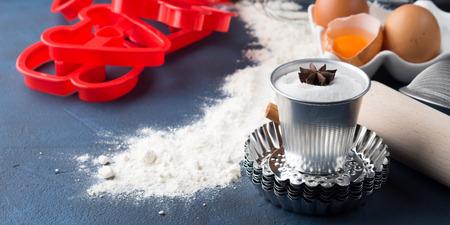 Backwerkzeugen Nudelholz Sichter Briefformen Kuchenplätzchen