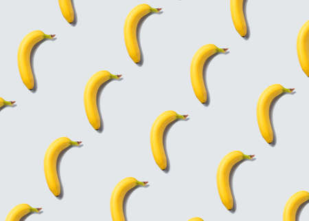 Banana fruit pattern Stockfoto