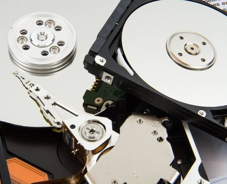 disk: Hard Disk and Book