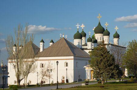 trinity: Trinity Cathedral in Astrakhan Kremlin