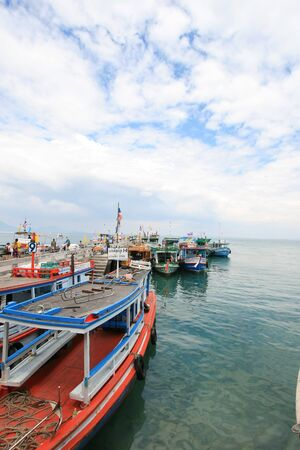 Port of Samed,Thailand1