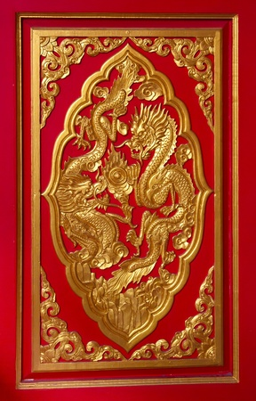 Golden dragon art3