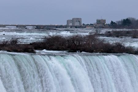 powerful: Photo of the Powerful Niagara