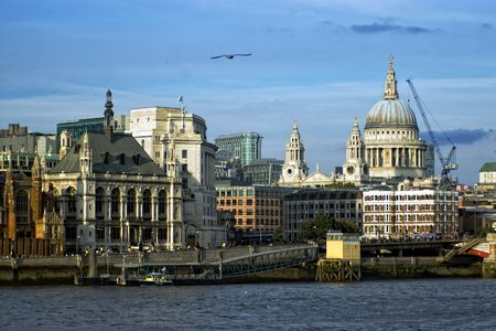 st pauls cathedral: London