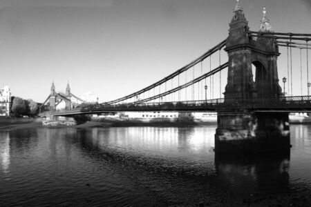 Hammersmith bridge Stock Photo - 4508789