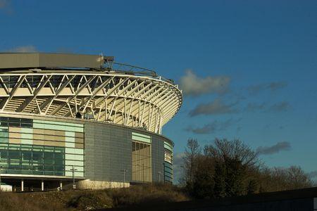 wembley: stadium