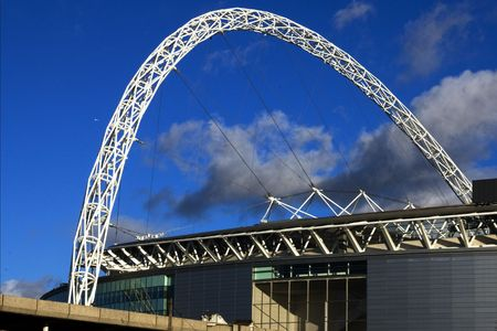 wembley: stadium