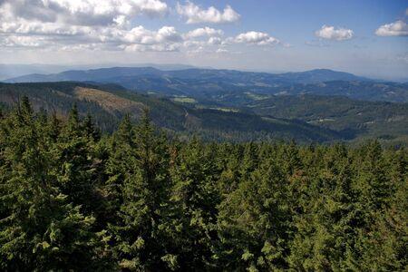 hegyek Stock fotó