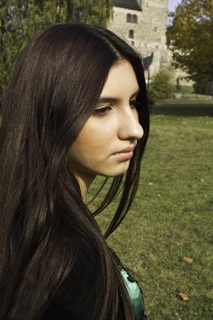 portrait of teenager Stock Photo - 11526377