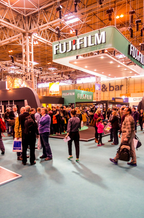 Nec, Birmingham - 21 th march - The photography show in NEC, rimingham 21.03.2015 Editorial