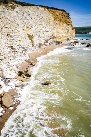 sussex: Seven Sisters Country Park in Sussex, UK