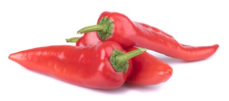 red peppers: Red peppers in closeup