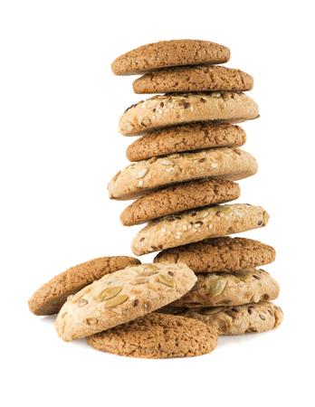 heap: Heap of seeds cookie
