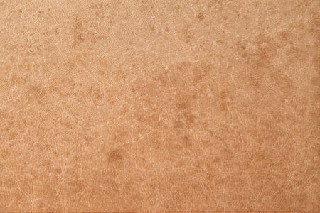 Obsolete brown leather background Stock Photo