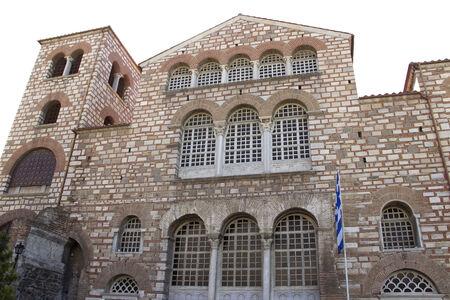 thessaloniki: Saint Dimitrios Christian Orthodox church in Thessaloniki, Greece