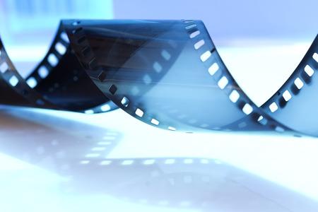 Film strip Standard-Bild