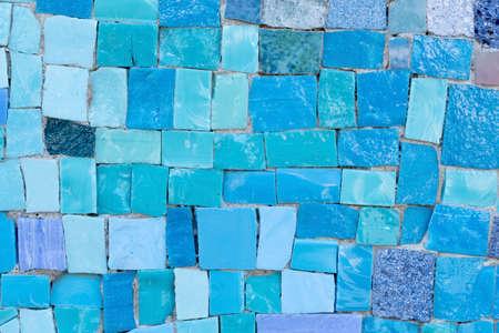 Murano: Murano tiles abstract background Stock Photo